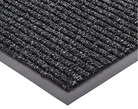 Heavy Duty Front Door Mat Large Outdoor Indoor Entrance Doormat Waterproof  Low Profile Entrance Rug Patio