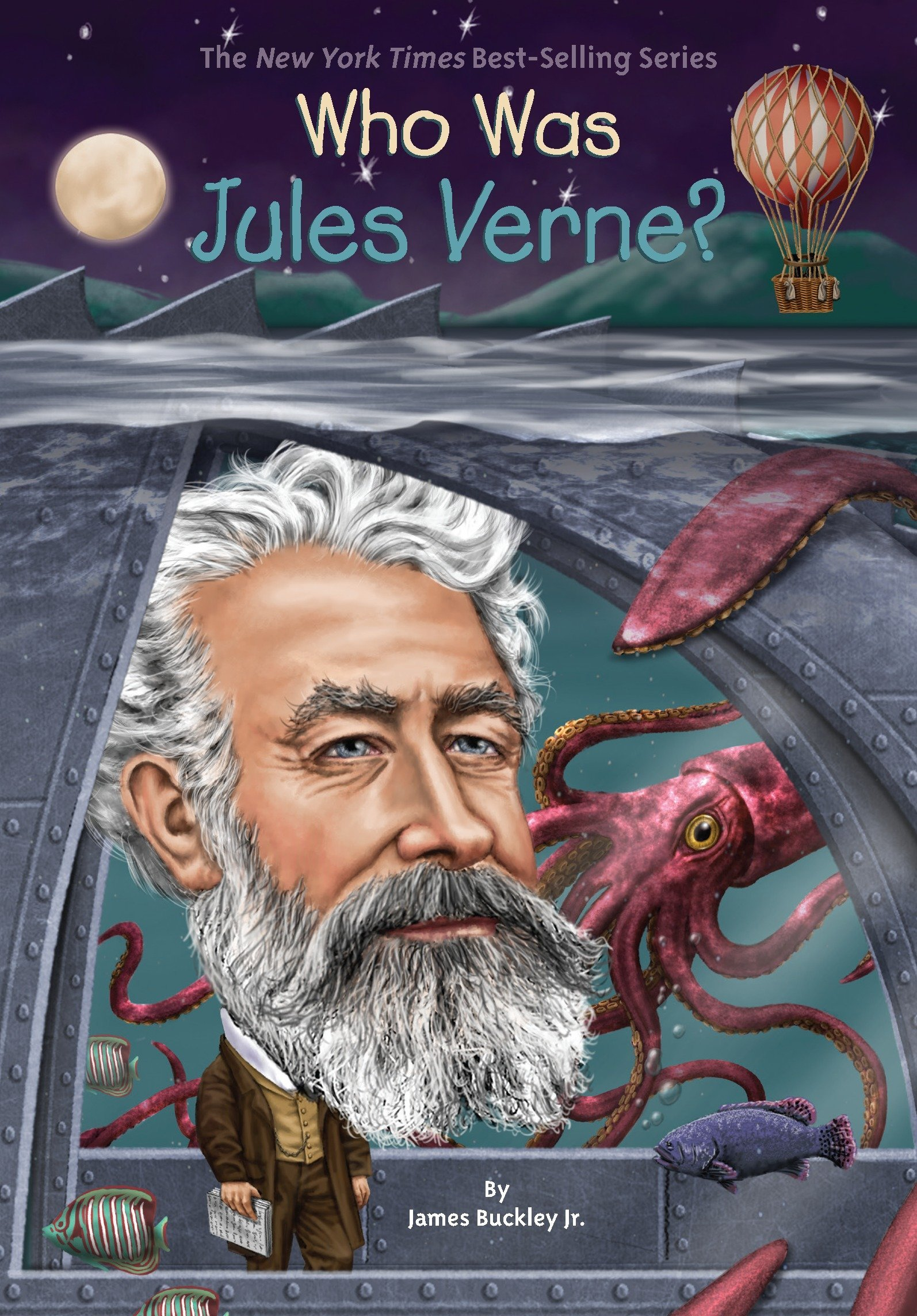 Writer and geographer Jules Verne: biography, family, creativity 23