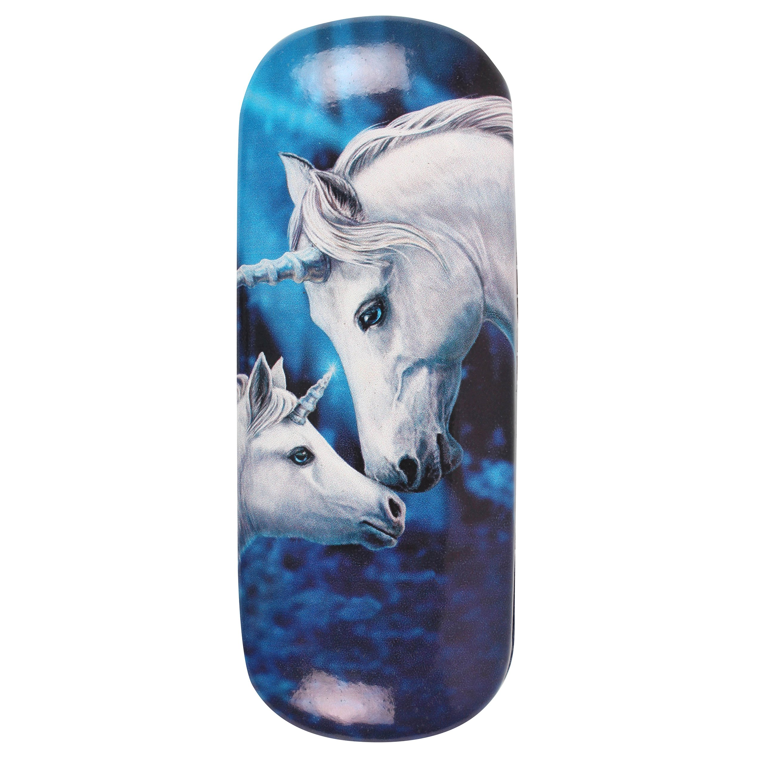 Lisa Parker Unicorns Sacred Love Eyeglass Case / Trinket Box