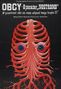 "Alien (1979) Polish Movie Poster 24""x36"""