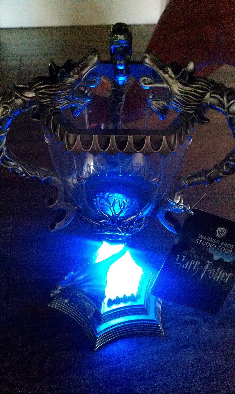 Harry Potter Triwizard Cup Official Warner Bros. Studio Tour London  Merchandise: Amazon.co.uk: Toys U0026 Games