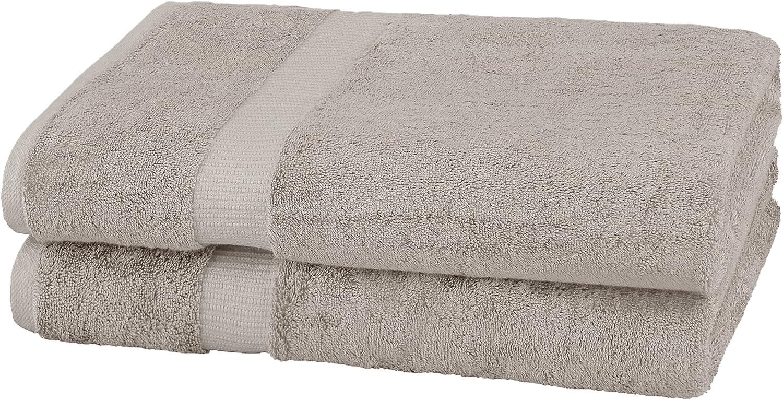 Best bath towels-Best for the beach: Pinzon Organic Cotton Bath Sheet