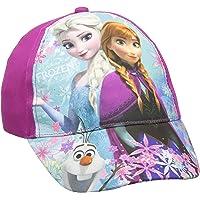 Suncity Casquette Frozen Gorra, Niñas
