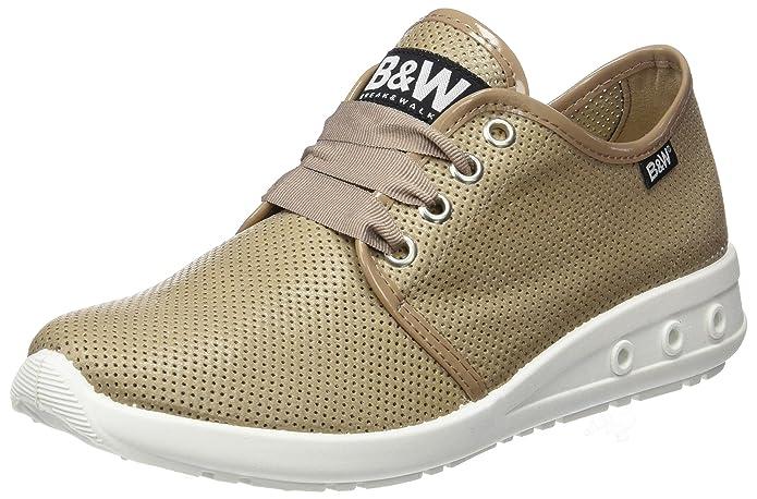 Break & Walk Hv214326 Womens Sneakers Beige 39 EU UK