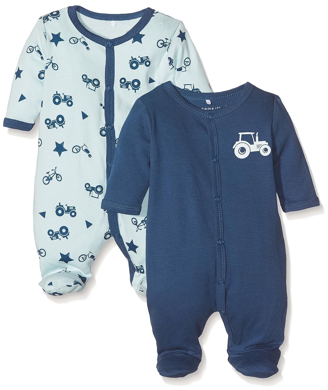 Name It Pyjama Bébé garçon (Lot de 2) 13149101