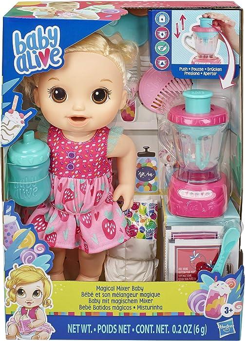 The Best Doll Blender