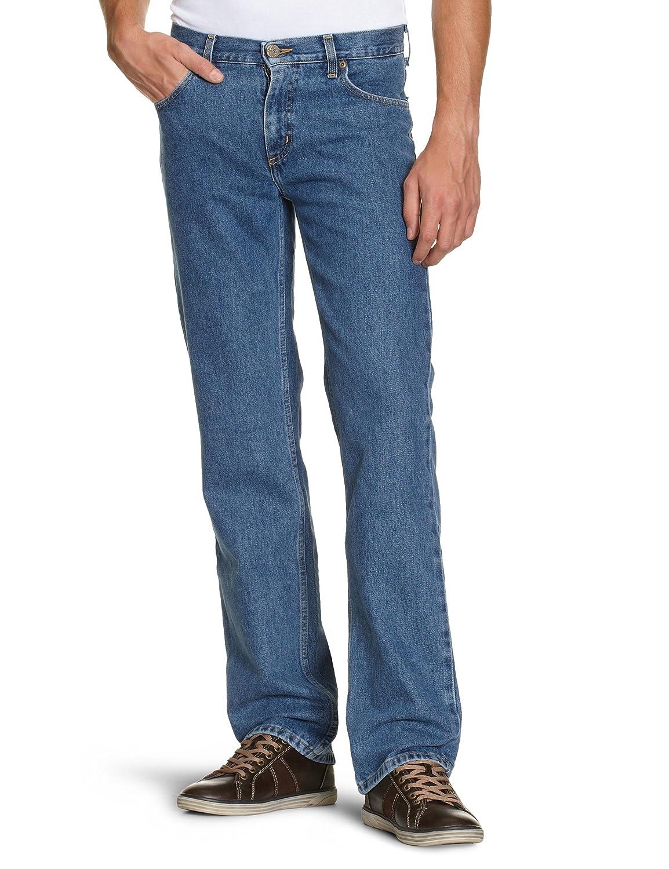 TALLA 38W / 30L. Lee Ranger, Jeans para Hombre