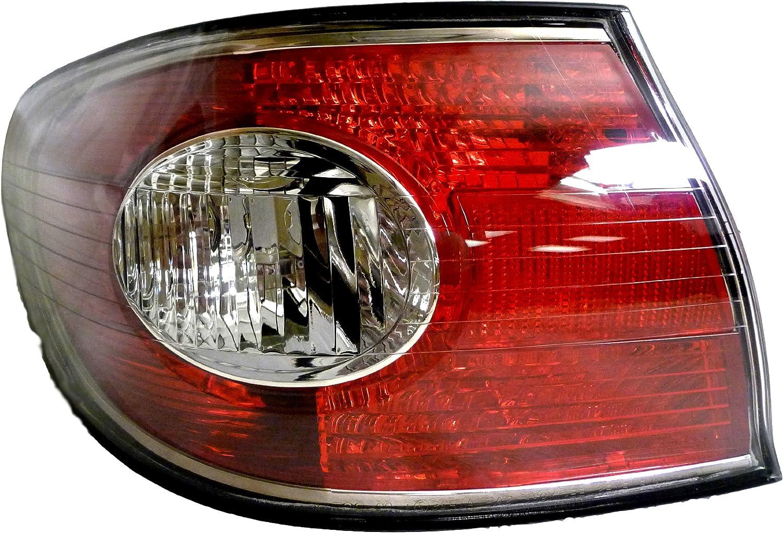 Amazon Com Lexus Es 300 330 Tail Light Left Driver Side On Body 2002 2004 Automotive