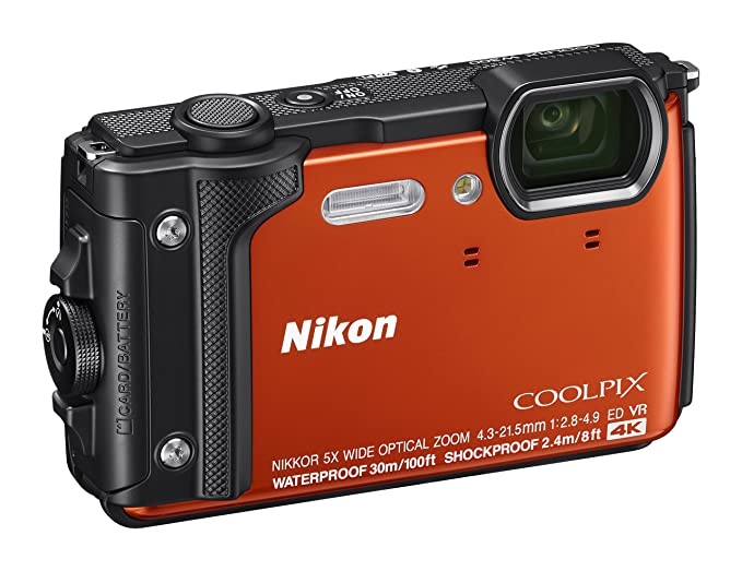 3 opinioni per Nikon Coolpix W300 Fotocamera Digitale Compatta, 16 Megapixel, 4K, Subacquea,