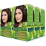Naturtint Permanent Hair Color - 3N Dark Chestnut Brown, 5.28 fl oz (6-pack)