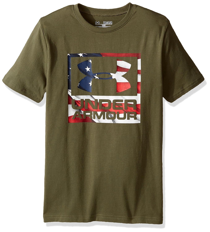4dd03b61 Amazon.com: Under Armour Boys B Freedom BFL Tee: Clothing