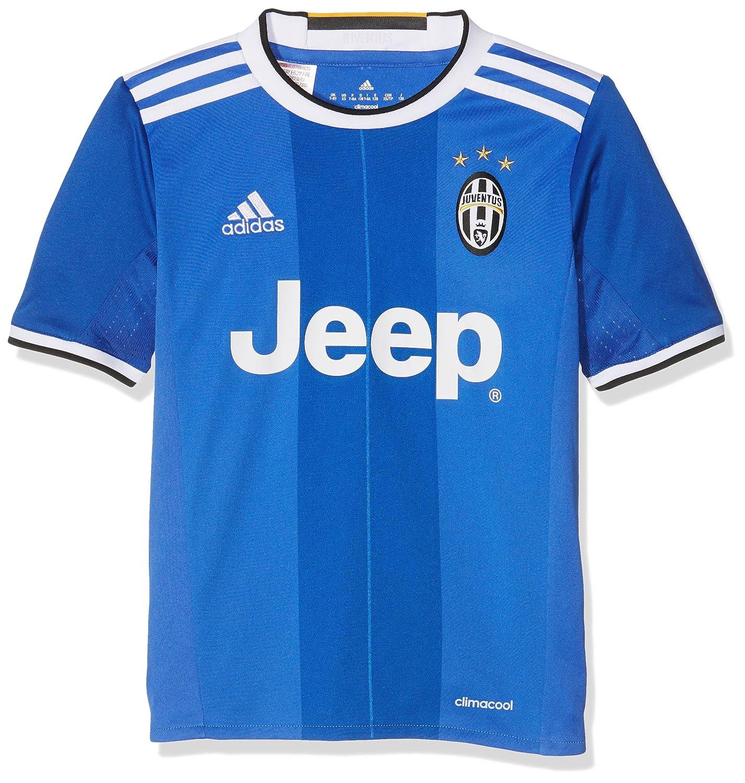 2016-2017 Juventus Adidas Away Shirt (Kids)
