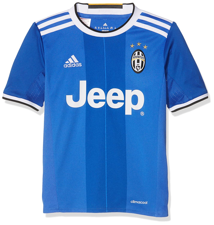 adidas AI6228 - Maglia Replica Juventus Away per Bambini stagione 2016-17 MainApps
