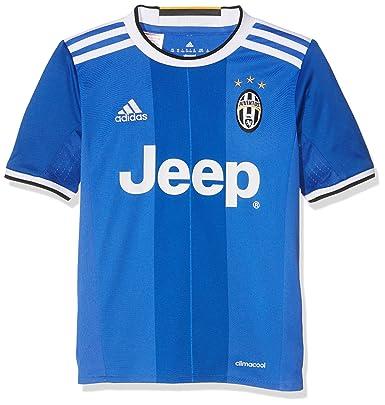 san francisco 56041 b44a8 adidas Boy's Juventus Away Replica Jersey