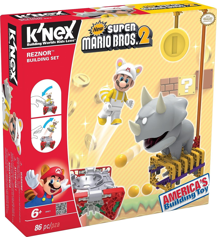 Knex Juego de construcción para niños Mario Bros de 86 Piezas (38421): Amazon.es: Juguetes y juegos