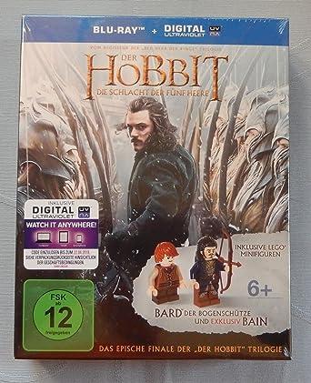 Der Hobbit Die Schlacht Der Fünf Heere Inkl 2 Lego Minifiguren