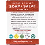 Organic Natural Shampoo Bar, Herb Garden 2X Pack, Chagrin Valley Soap & Salve