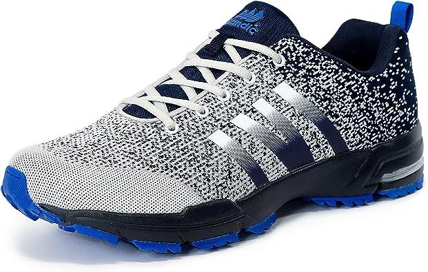 LEKANN 205 - Zapatillas deportivas para hombre, tallas grandes, talla 41-50 EU: Amazon.es: Zapatos y complementos