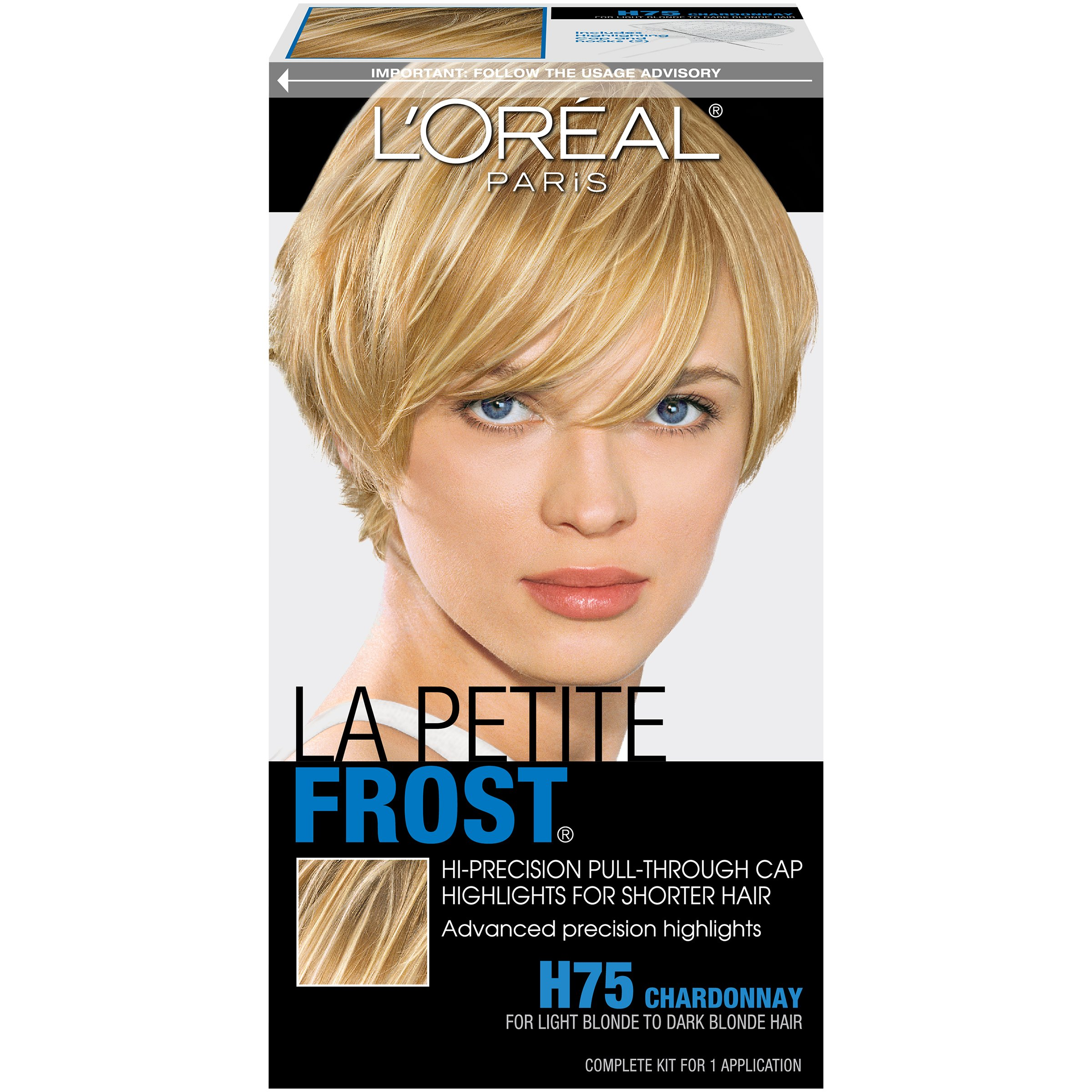 Amazon Loral Paris Le Petite Frost Cap Hair Highlights For