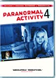 Paranormal Activity 4 (Theatrical and Extended Versions) [DVD]