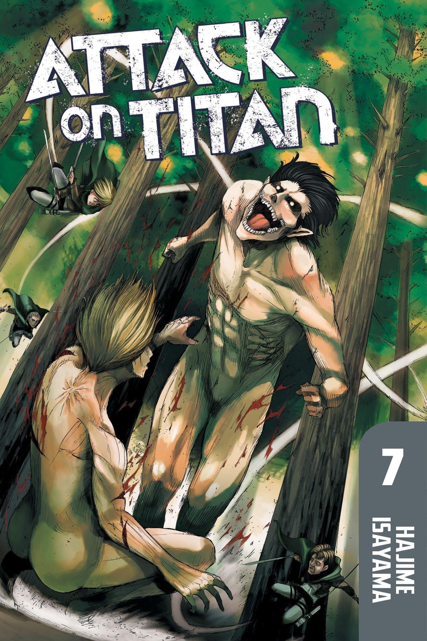 Download Attack on Titan 7 pdf epub
