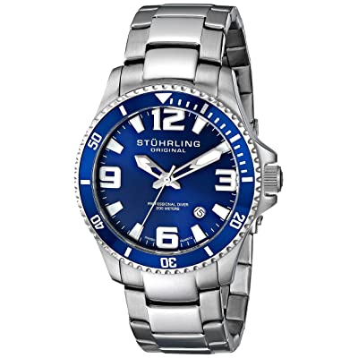Stührling Original Aquadiver Regatta 395.33U16 - Stuhrling Watches Review