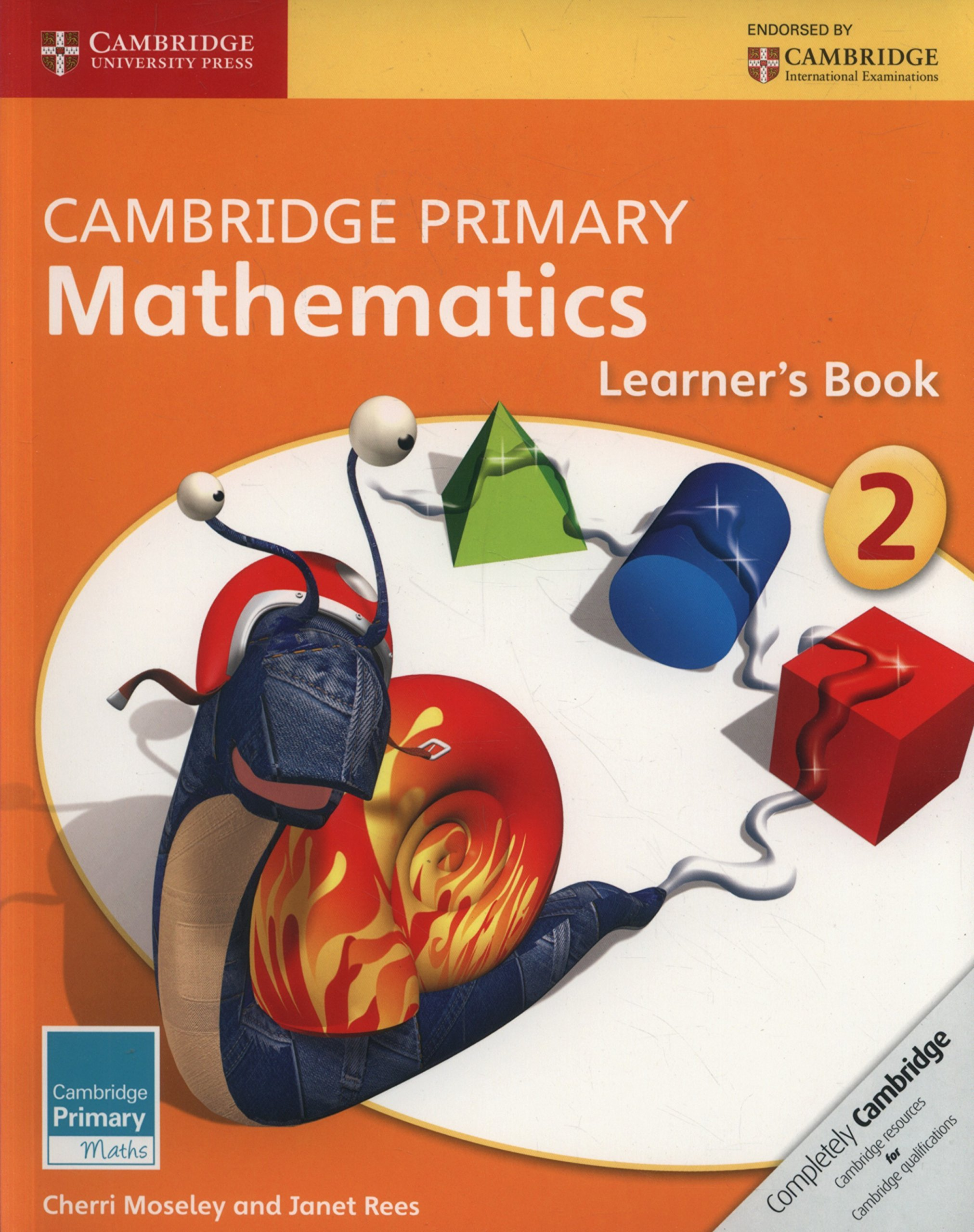 Download Cambridge Primary Mathematics Stage 2 Learner's Book (Cambridge Primary Maths) PDF ePub book