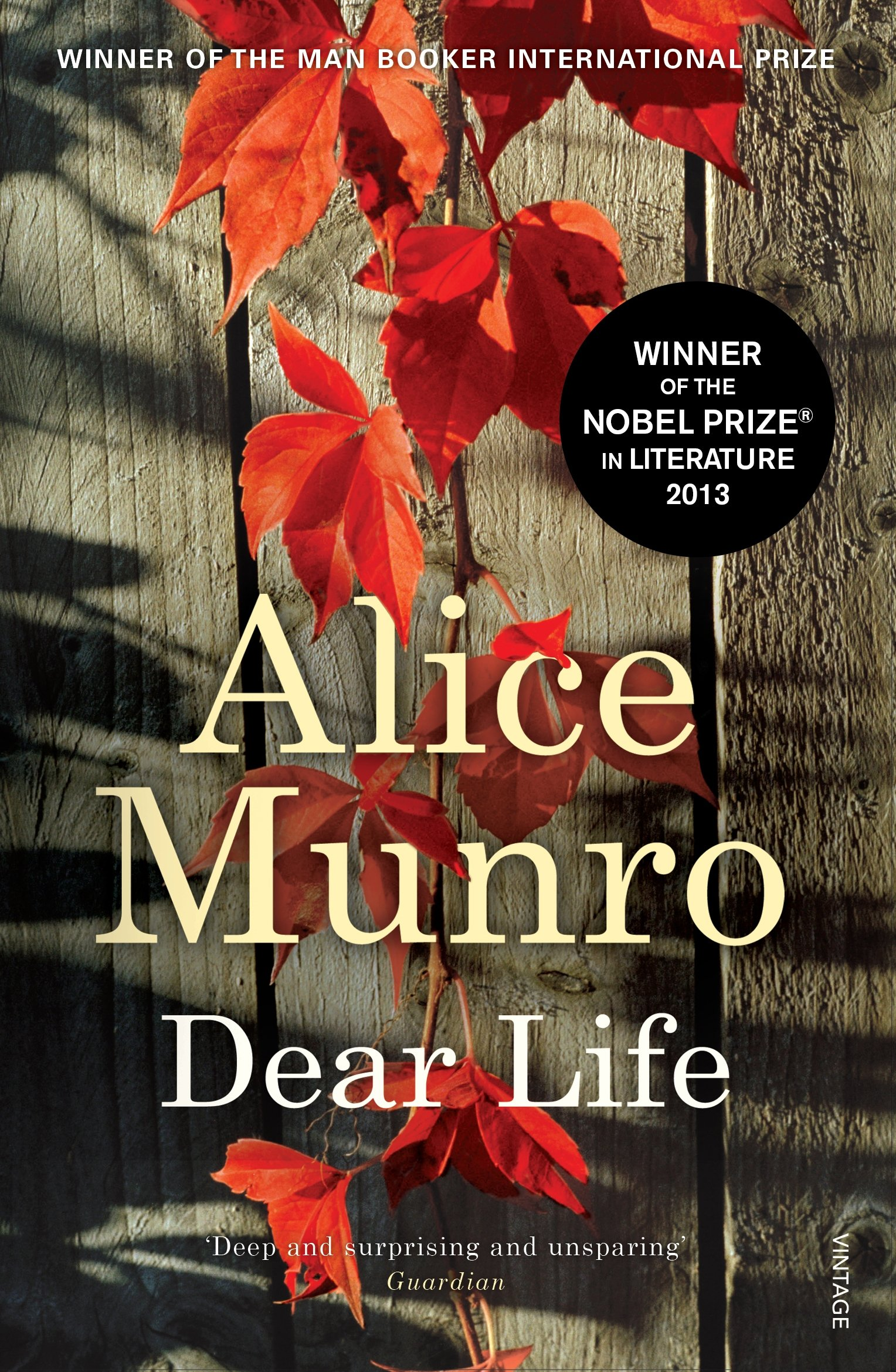 a real life alice munro