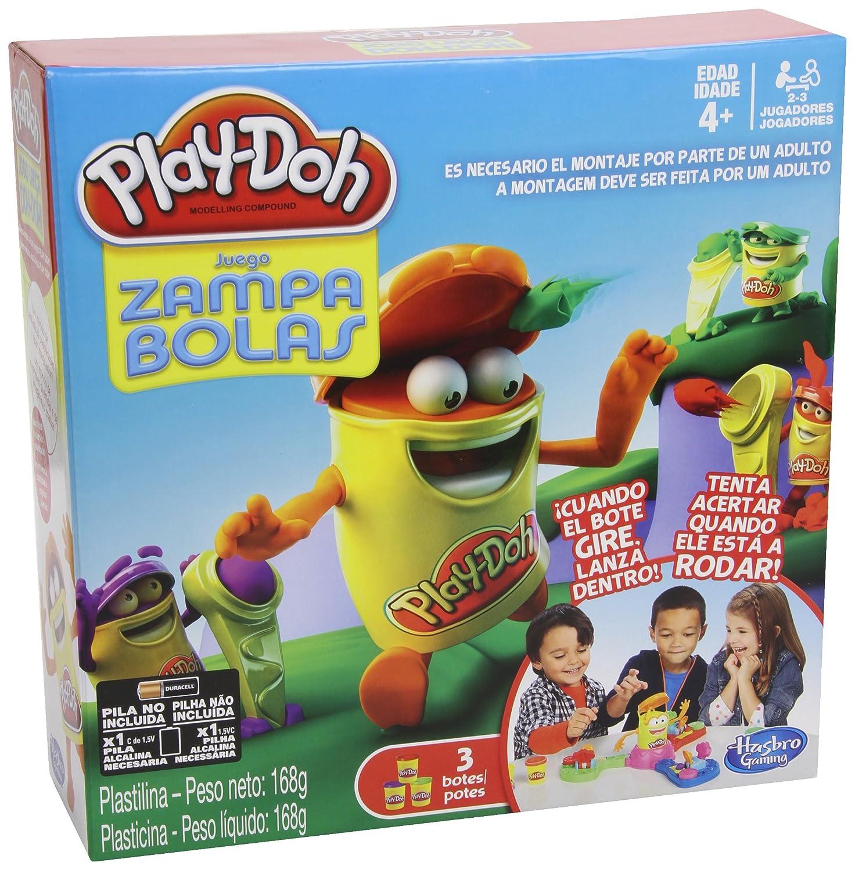 Play Doh El Zampabolas Hasbro A