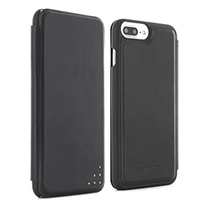 Official PROPORTA Folio Style Case For Apple IPhone 8 Plus 7 With Card Slot