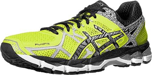 Los nuevos zapatos para correr Asics Gel Kayano 21 para