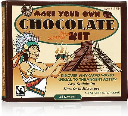 Amazon.com: Juego para hacer su propio chocolate: Toys & Games