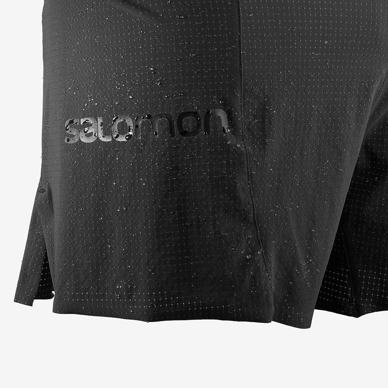 SALOMON S-LAB Short 4 Black