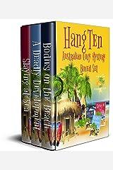 Hang Ten Australian Cozy Mystery Boxed Set: Books 1 - 3 Kindle Edition