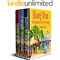 Hang Ten Australian Cozy Mystery Boxed Set: Books 1 - 3