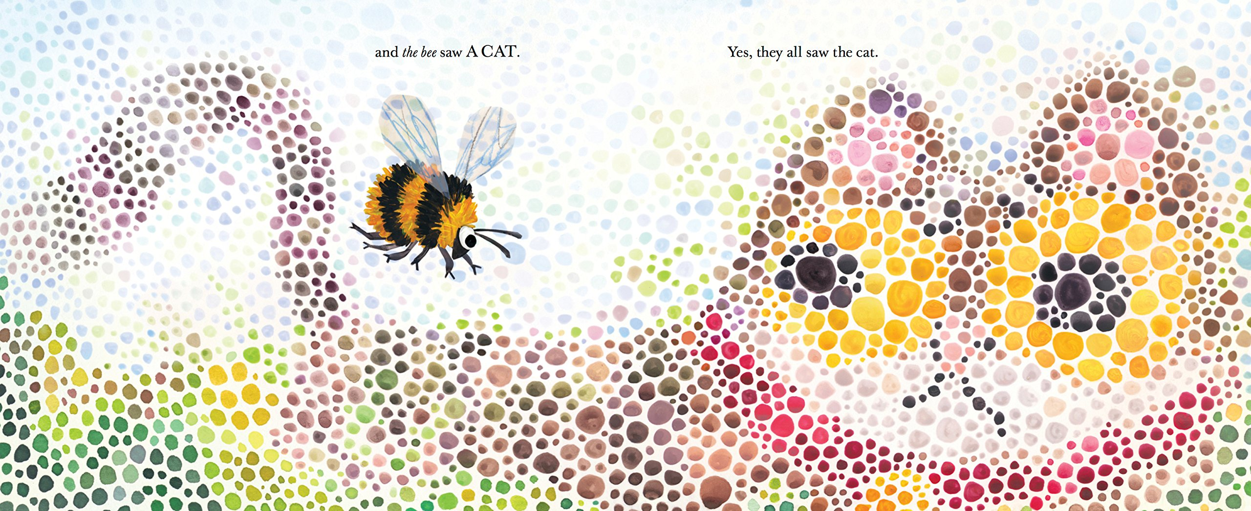 They All Saw a Cat by Chronicle Books (Image #8)