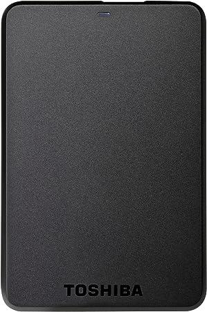 Toshiba Canvio Basics - Disco duro externo de 2 TB (USB 3.0, 2.5