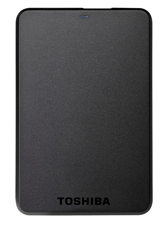 Disque dur externe sans SSD TOSHIBA STORE BASICS HDTB110EK3BA NOIR 1TO