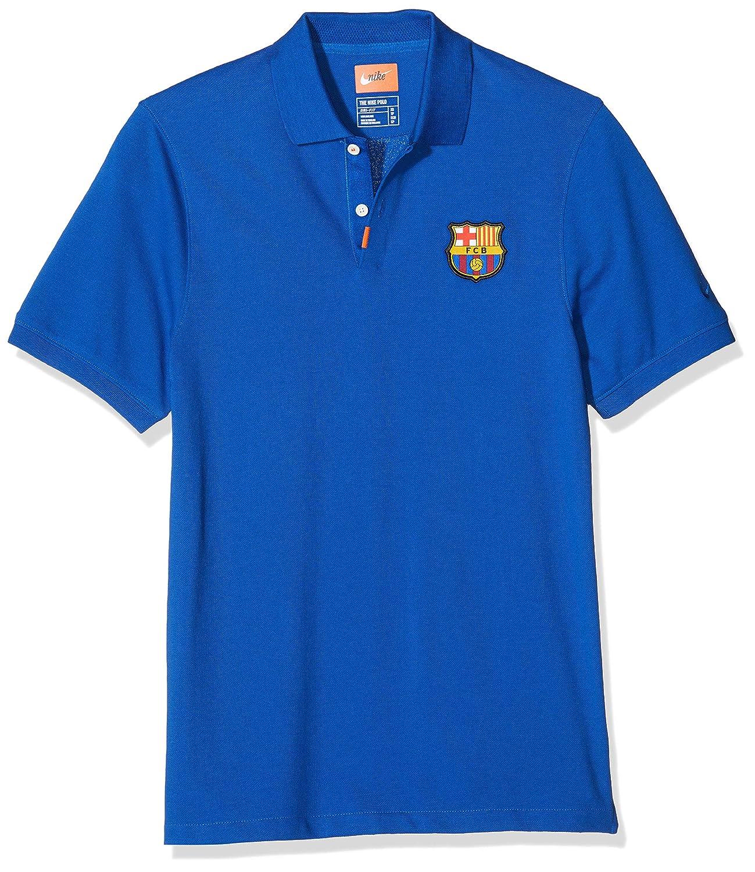Nike FC Barcelona Polo Men - Polo Hombre: Amazon.es: Deportes y ...