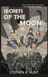 Secrets of the Moon: an addictive spy thriller you'll be unable to put down : (The Agatha Witchley Mysteries) (In The Company of Ghosts Book 4)