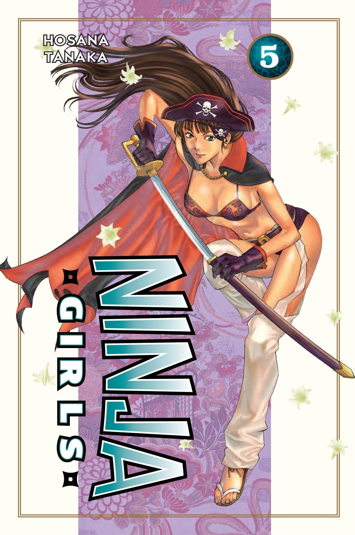 Ninja Girls 5: Amazon.es: Hosana Tanaka: Libros en idiomas ...
