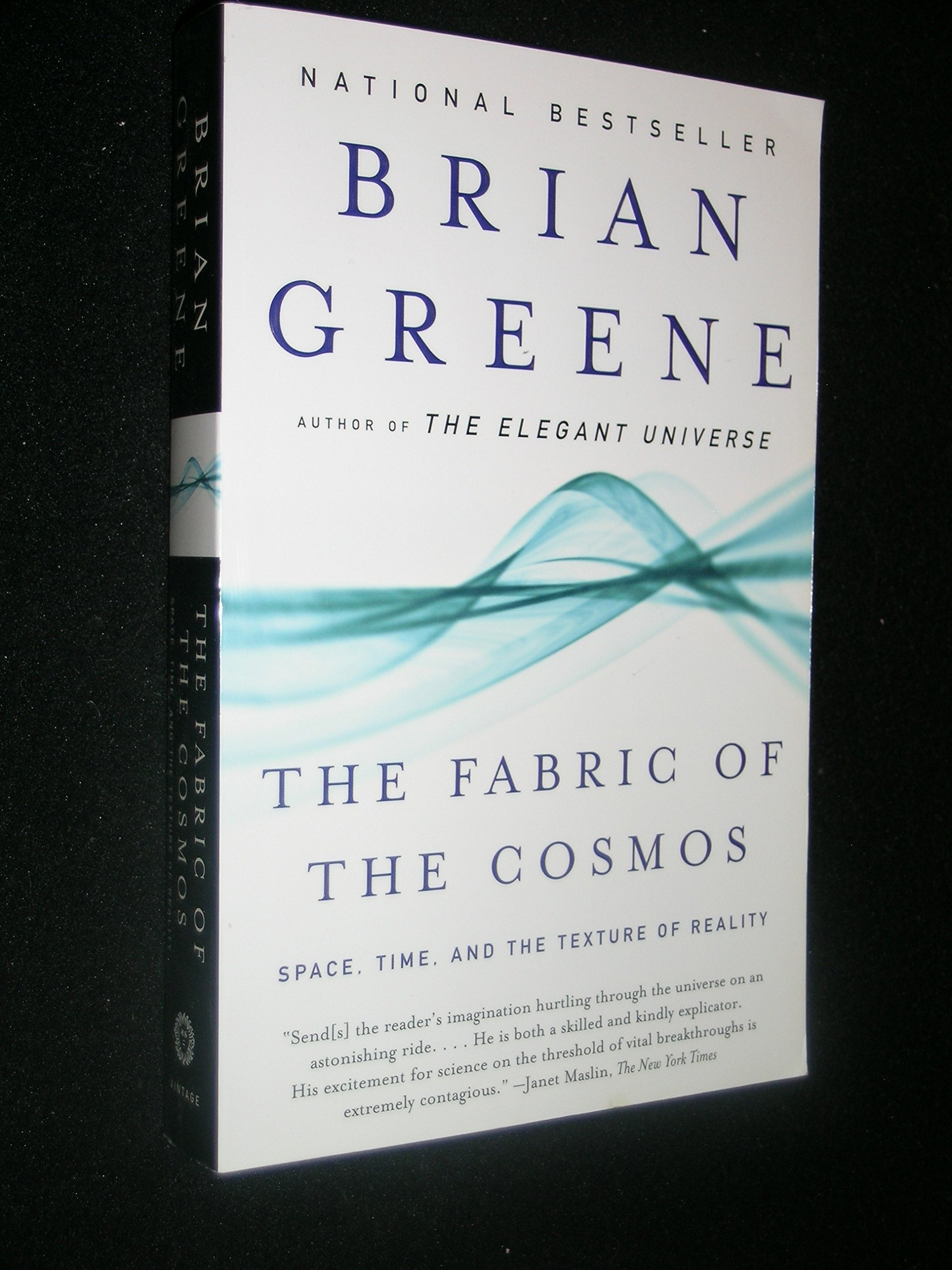Download The Fabric of the Cosmos pdf epub