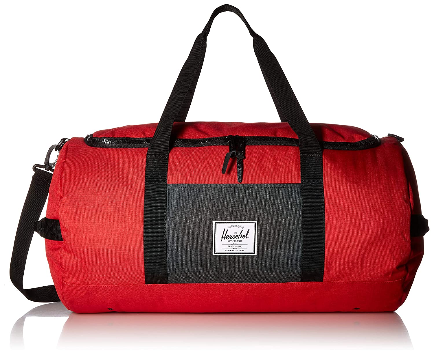 Herschel Supply Company AW15  HOL Sport Duffel - Rouge - taille unique Herschel Luggage child code 10348-02086-OS