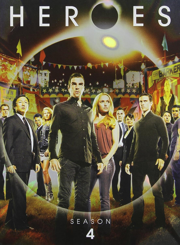 Heroes: Season 4: Amazon.ca: Jack Coleman, Hayden Panettiere, Milo  Ventimiglia, Masi Oka, James K. Lee, Sendhil Ramamurthy, Adrian Pasdar,  Zachary Quinto, Tim Kring, Tim Kring: DVD