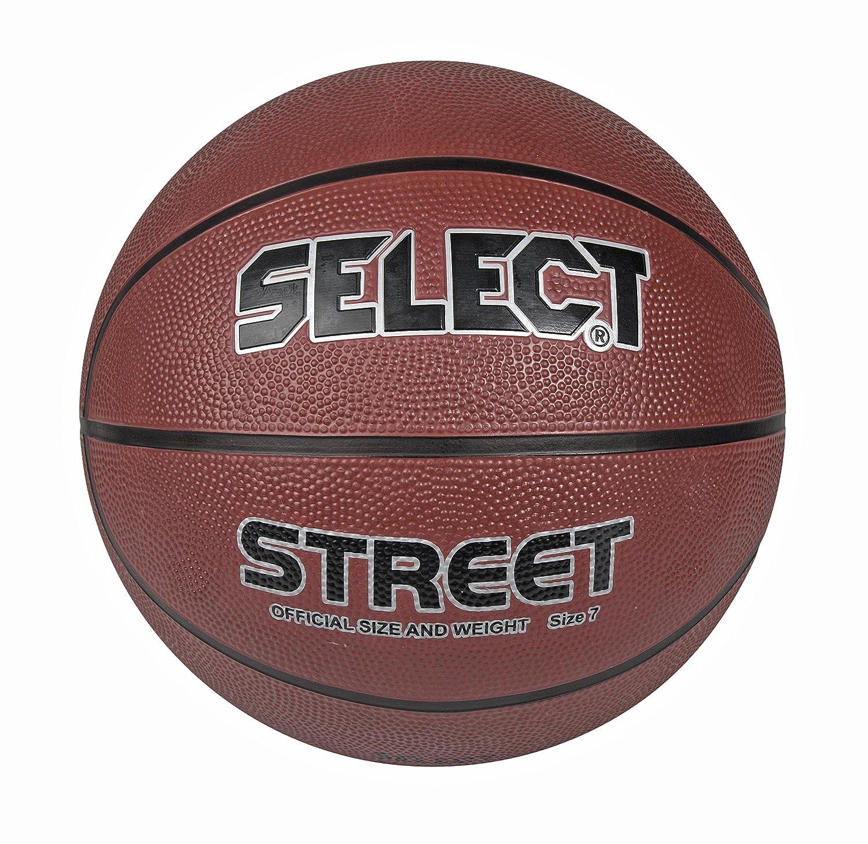 Select Basketball Street - Pelota de Baloncesto: Amazon.es ...