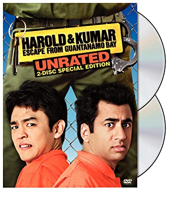 Harold And Kumar Escape From Guantanamo Bay Unrated Two Disc Special Edition