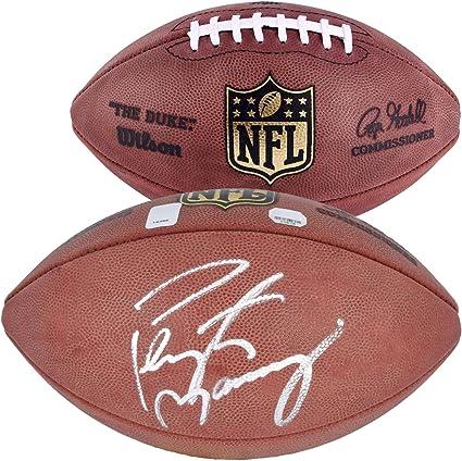 best sneakers 1ed65 7714f Peyton Manning Denver Broncos Autographed Duke Football ...