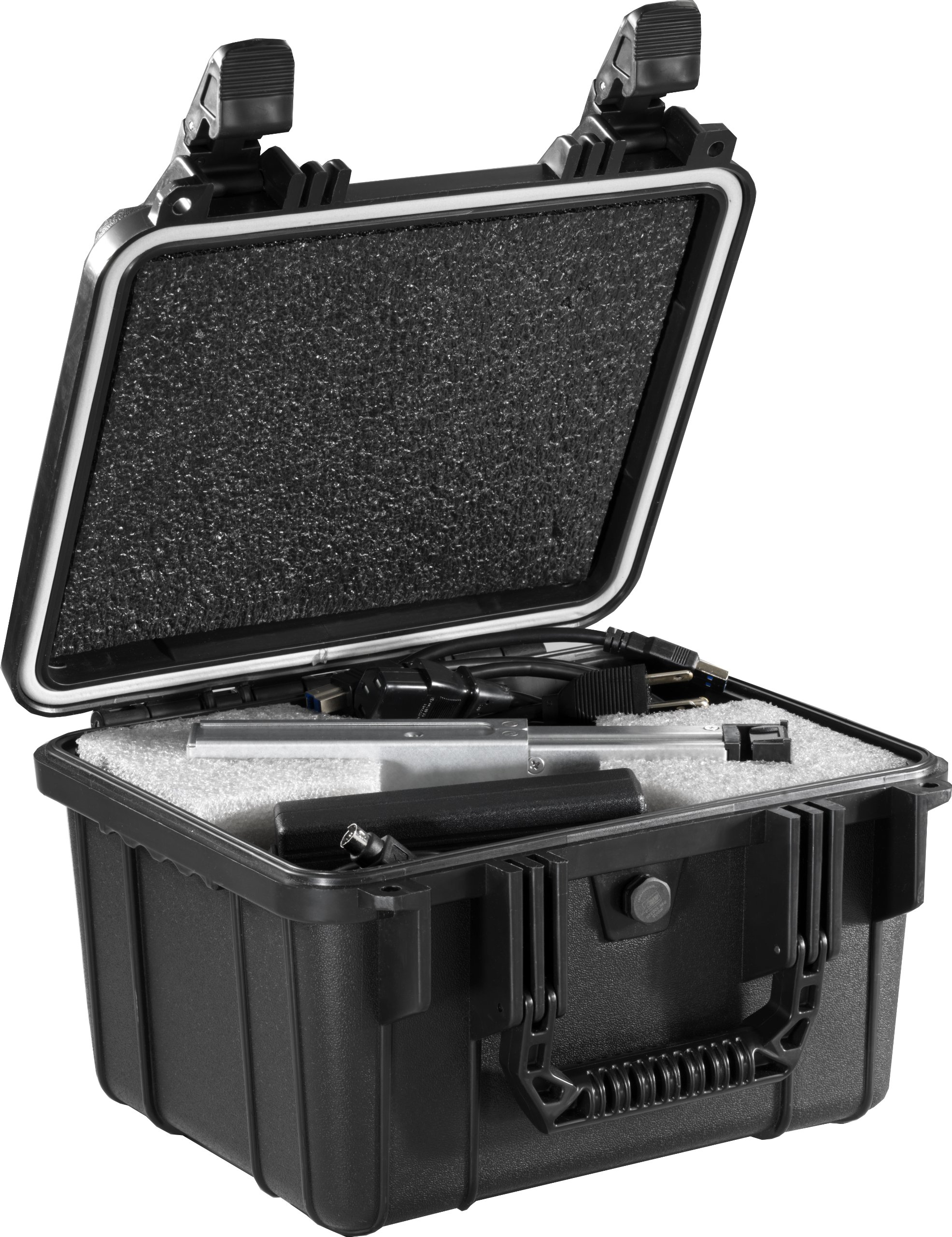 CRU DataPort 31330-4071-0000 Digital Cinema DCP Kit 2 (Black)