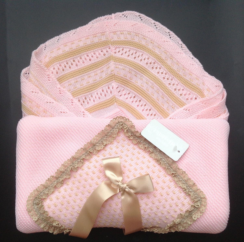 color rosa HC Enterprise,Toquilla para beb/é