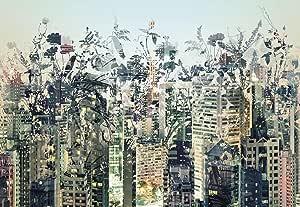 Wallpaper from Komar, 3D, Urban Jungle, 8-979